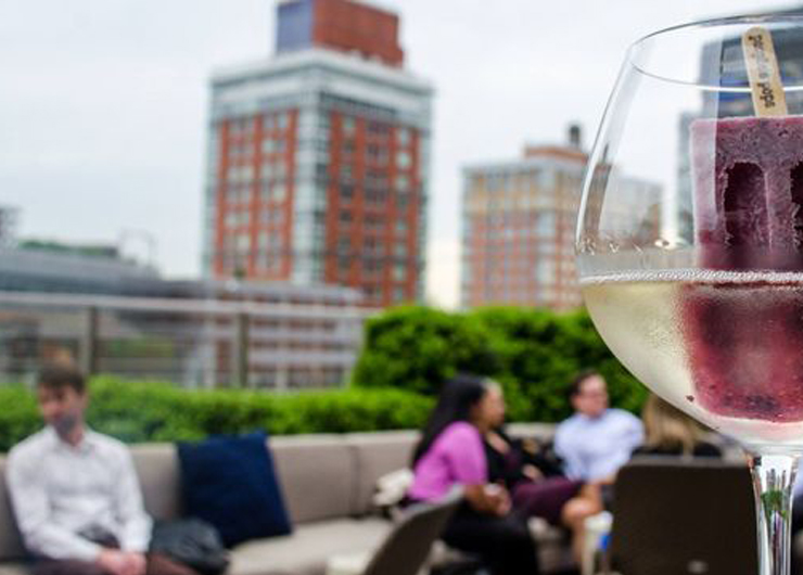 Rooftop Happy Hour Series – College Days
