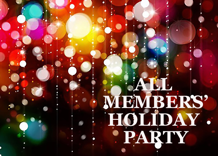 Penn Club All Members' Holiday Party