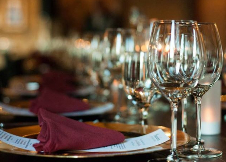 Sweetzer Cellars Wine Dinner