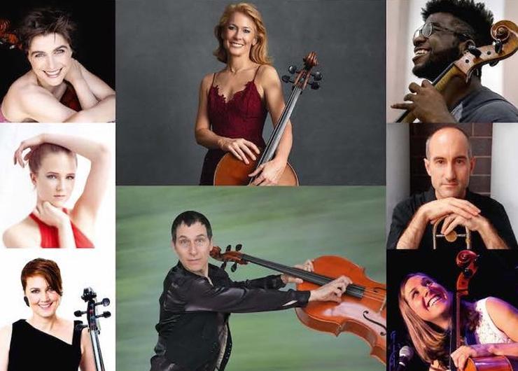CUCNY Insider Series: Bach Cello Suites Festival