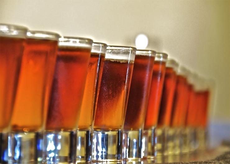 All-Ivy Beer Tasting