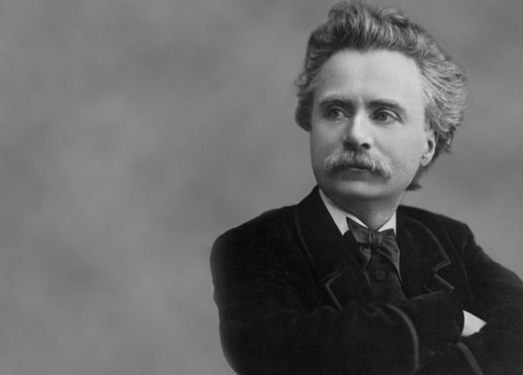 Grinberg Classical Salon Series – Celebrating Grieg and His Circle II