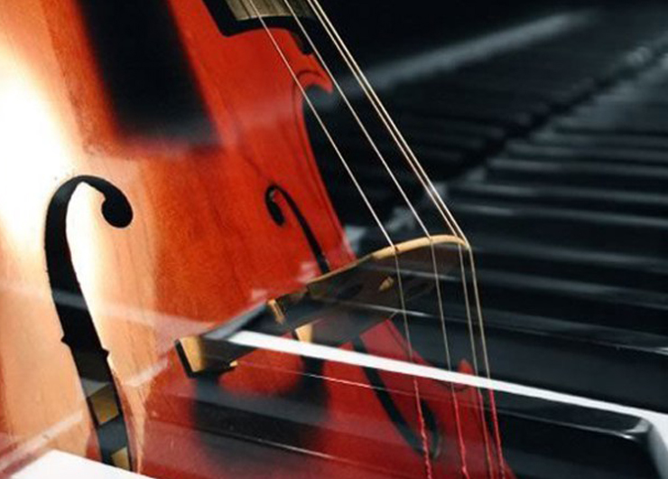 Grinberg Classical Salon Series – Romantic Treasures for Cello and Piano