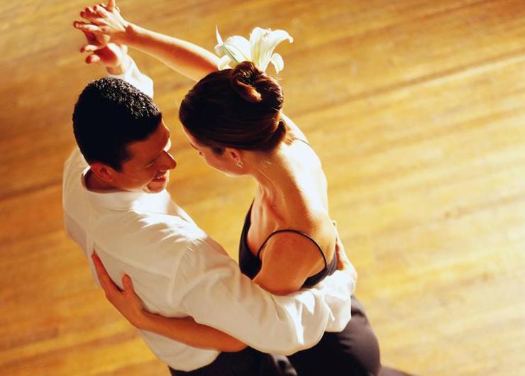 Ballroom Dance Lessons with Louis Del Prete