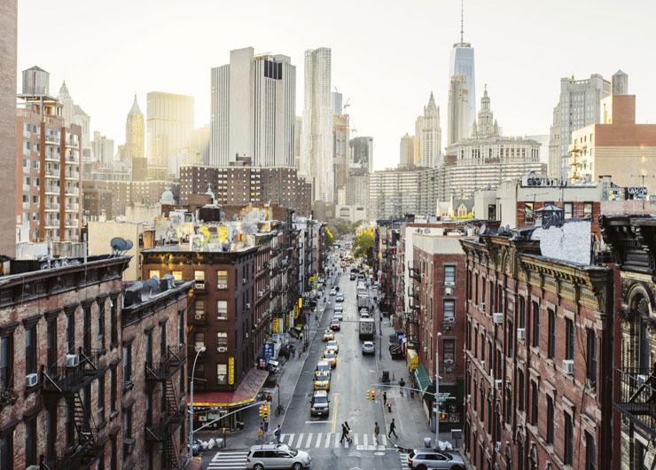 CUCNY Insider Series: East Village Walking Tour