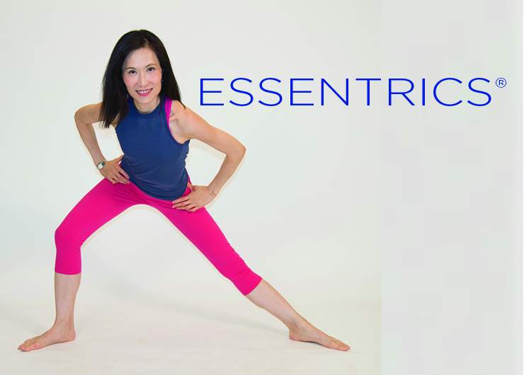 Begin the New Year Right. Join us to Unlock and Rebalance Your Body with Betty Ng