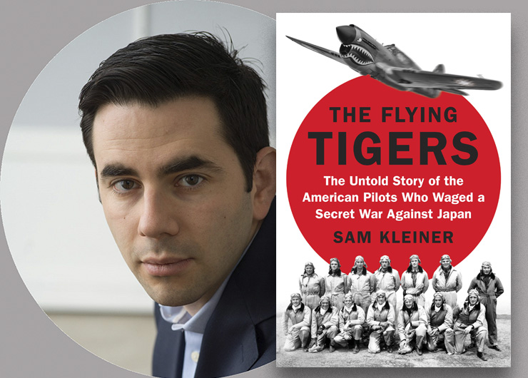 FDR and The Flying Tigers with Sam Kleiner