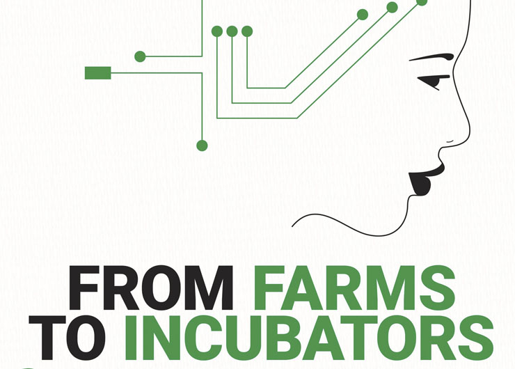 Film Screening: From Farms to Incubators: Telling the Stories of Women Entrepreneurs in Agtech