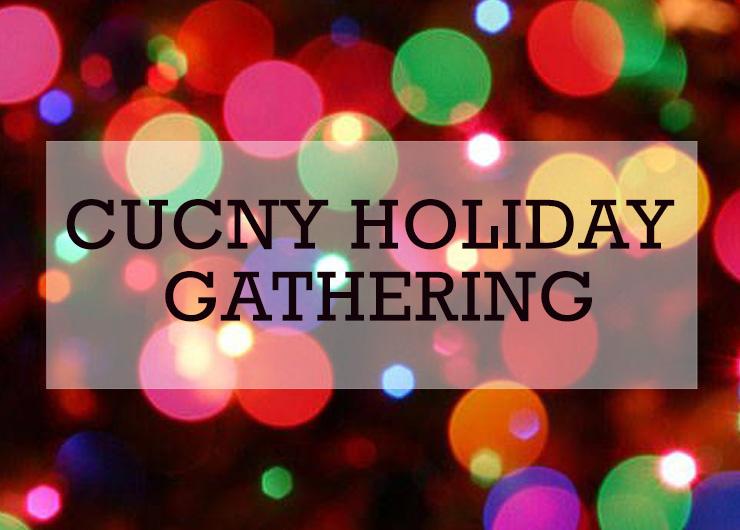 CUCNY Virtual Holiday Gathering