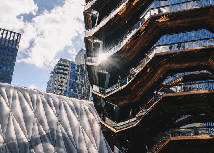 CUCNY Insider Series: Tour Hudson Yards