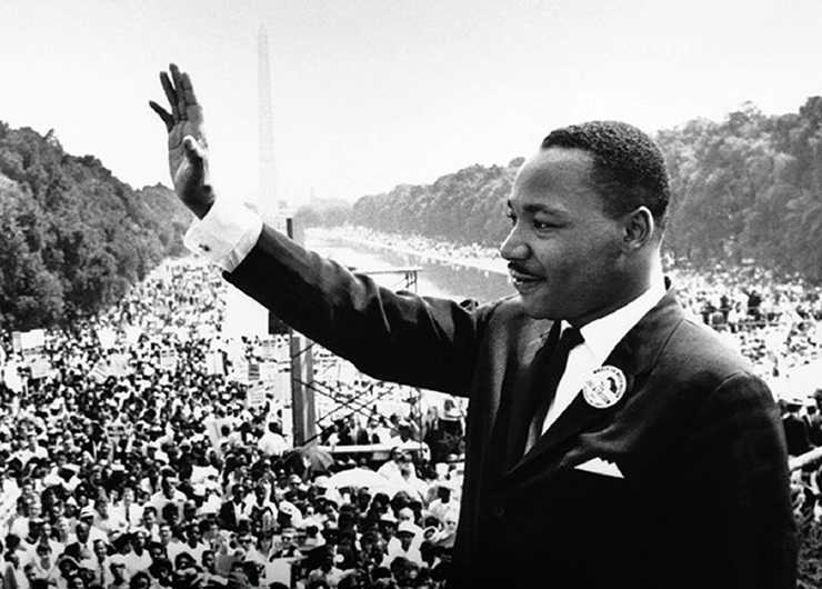Martin Luther King Day – Club Offices & Restaurants Closed