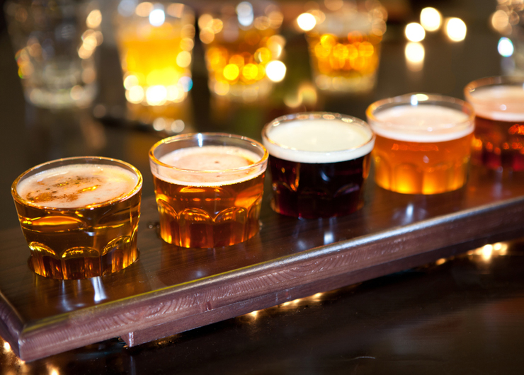 An Ivy Invitation: All-Ivy Beer Tasting: British Ales, Ciders, Perries and More!