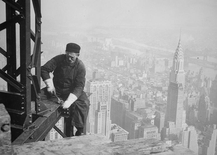 New York City Historian Kevin Draper: NYC Artisans