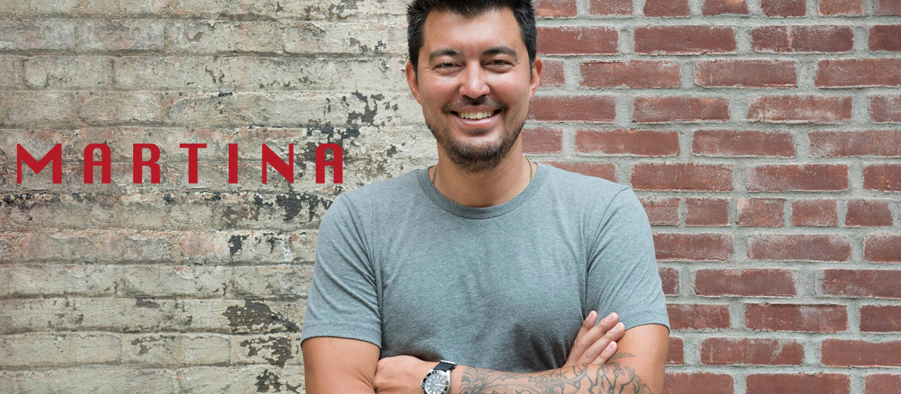 Just Added - Insider's View:  Celebrity Chef Nick Anderer '99CC and Dinner at Martina