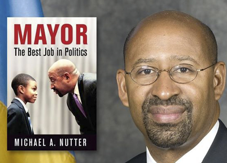 Former Philadelphia Mayor Michael A. Nutter