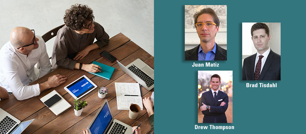 2021: Re-Imagining Our Lives Series (Real Estate and Office Environments: What's Ahead)