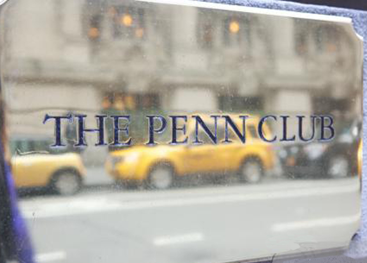 Penn Club Tour