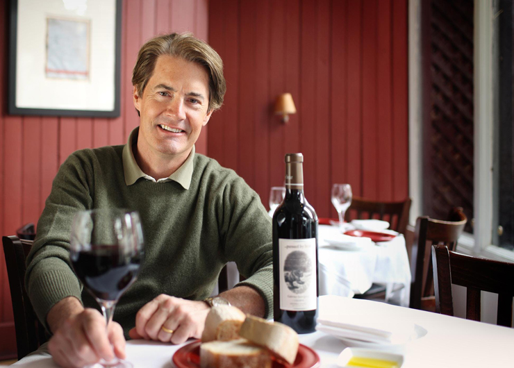 Presented by Kyle MacLachlan: Prusued by Bear Wine Tasting
