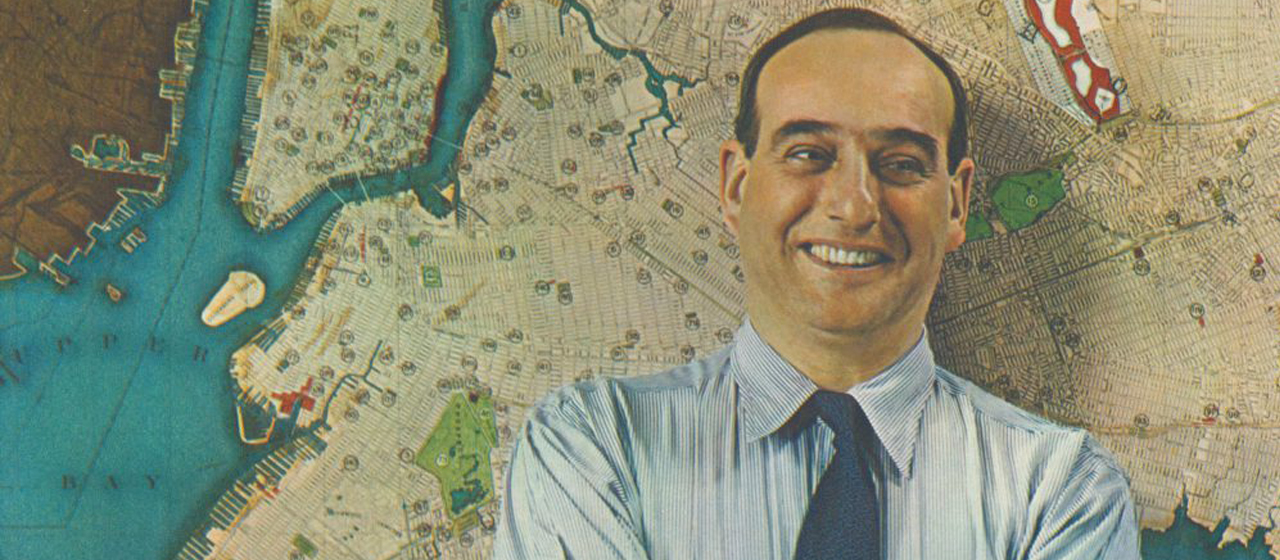 Two-Part Program: The Good, the Bad, and the Ugly: Robert Moses in NYC