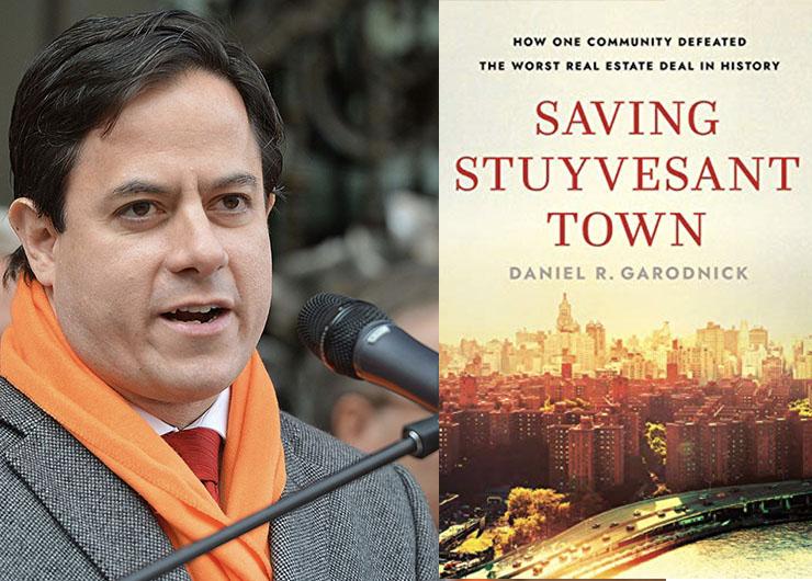 Saving Stuyvesant Town: A Conversation with Author Dan R. Garodnick
