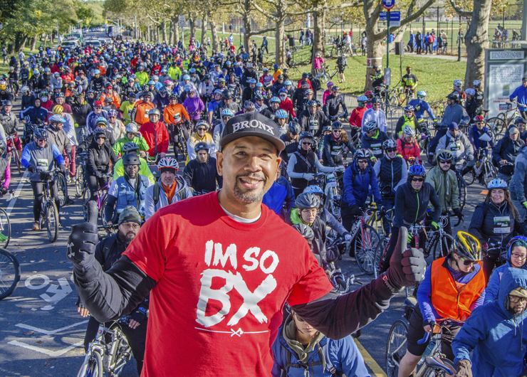 CUCNY Curated – Tour de Bronx