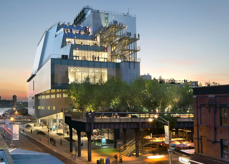 CUCNY Insider Series: Private Tour of the Whitney Museum of American Art