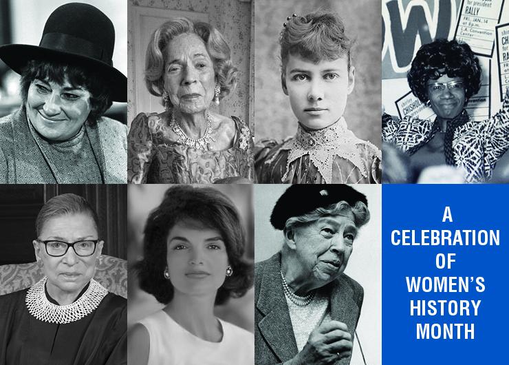 New York City Historian Kevin Draper: A Celebration of Women's History Month