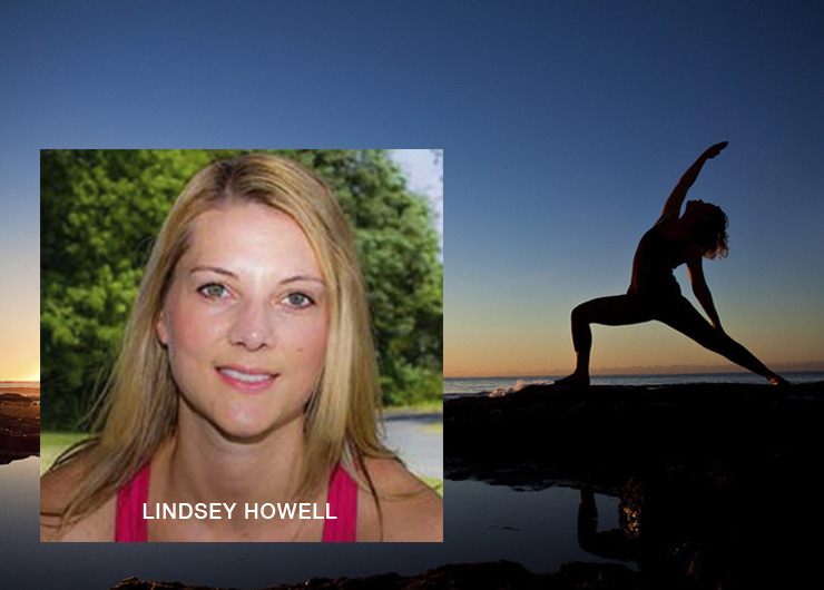 Yin Yoga with Lindsey Howell