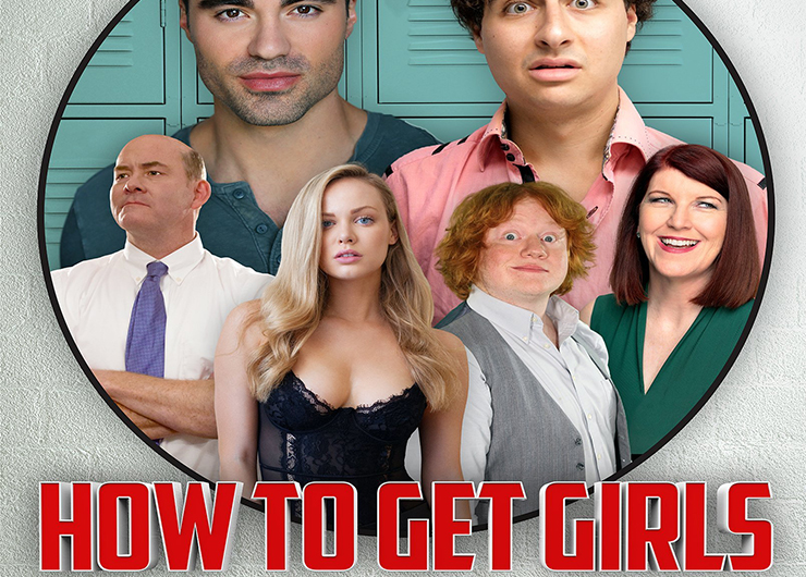 """""""How to Get Girls"""" Film Screening and Talkback with Director Zach Fox"""